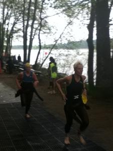 the fourth discipline of triathlon is transitioning.