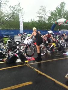 girls rack still full--always a good sign